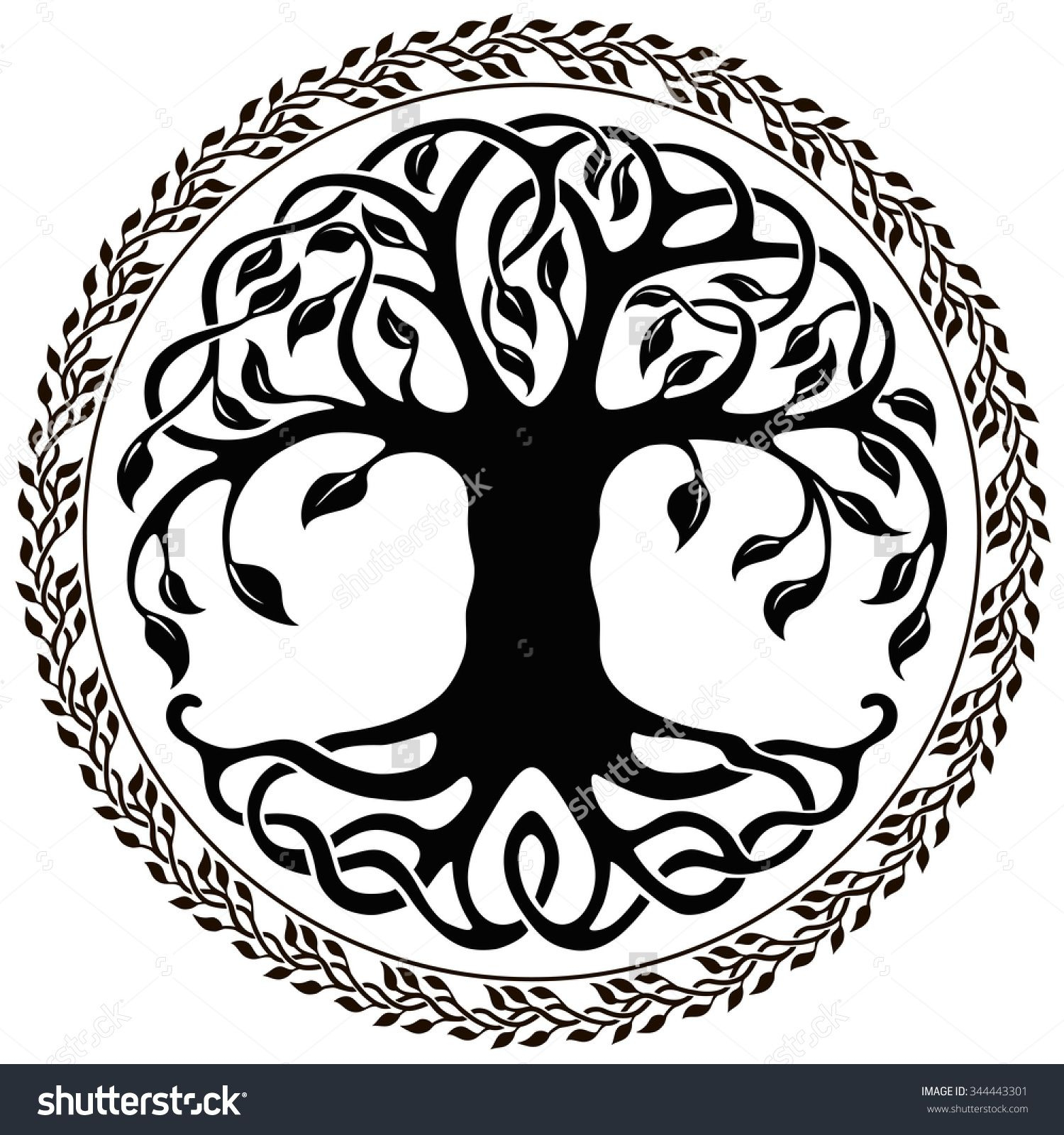 Owl greeting card set welsh artist jen delyth celtic art studio - Celtic Tree