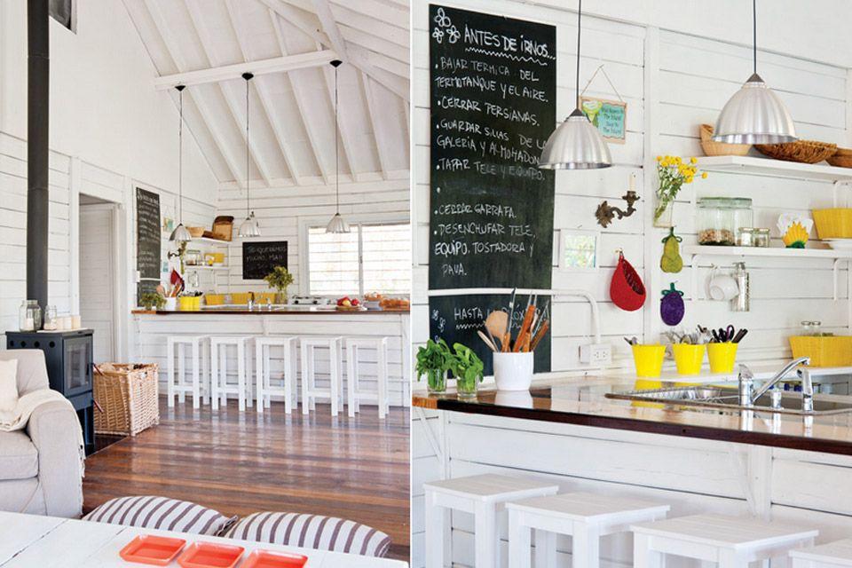 Cuatro estilos para tu cocina  . Foto:Archivo LIVING
