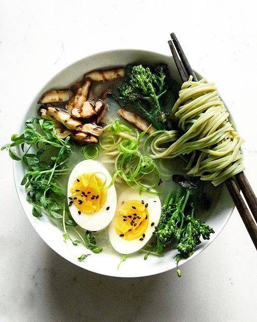 Soup recipe mushroom asian