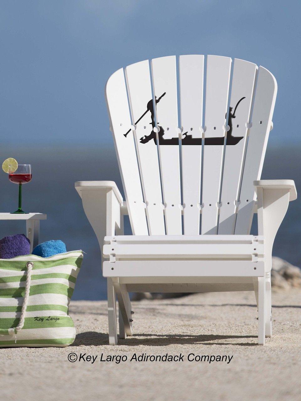 Amazing Key Largo Adirondack Company   Flatsboat Adirondack Chair, $359.99  (http://www · University Of FloridaKey LargoAdirondack ChairsFlorida  GatorsRocking ...