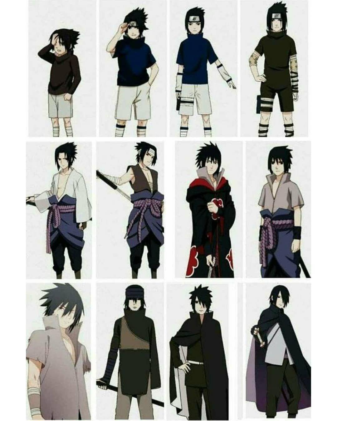 Evolution Sasuke Sasukeuchiha Sasukeuniverso Nar Sasuke Uchiha Shippuden Naruto Shippuden Sasuke Naruto Uzumaki