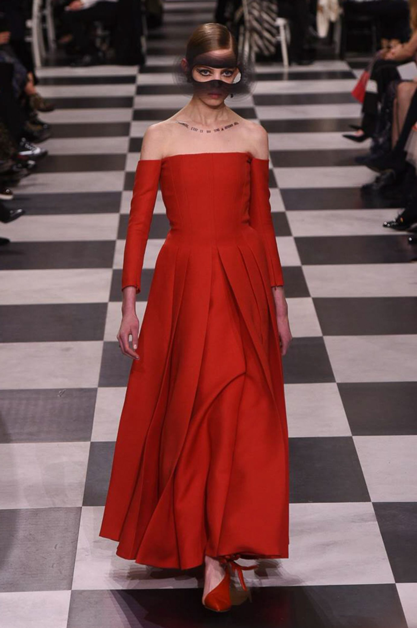 Build your own wedding dress  Christian Dior Haute Couture SpringSummer