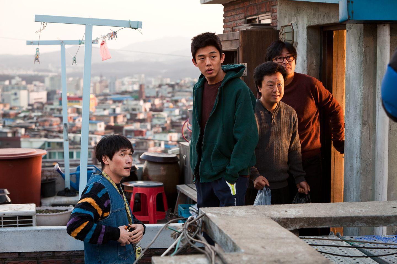 Kim Young-Jae, YOO Ah-in, PARK Soo-young, and KIM Yun-seok