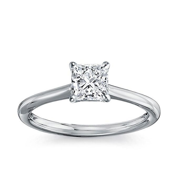 Brides 64 Engagement Rings Under 5 000 Style 19010 Pee Solitaire