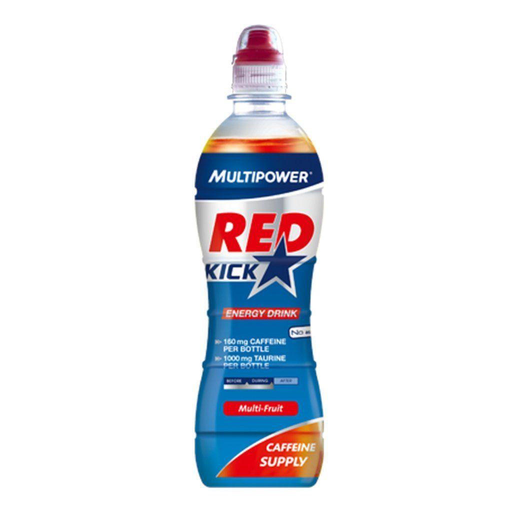 Multipower red kick still pre workout supplement