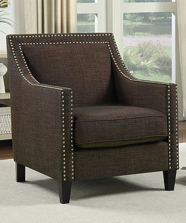 Best Another Great Find On Zulily Emery Chocolate Chair 400 x 300