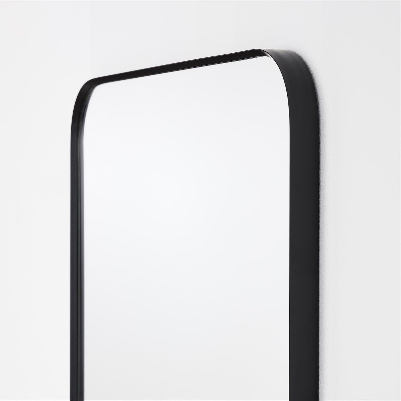 Lindbyn Miroir Noir 40x130 Cm Ikea Miroir Noir Miroir Noir Ikea Nettoyer Vitres
