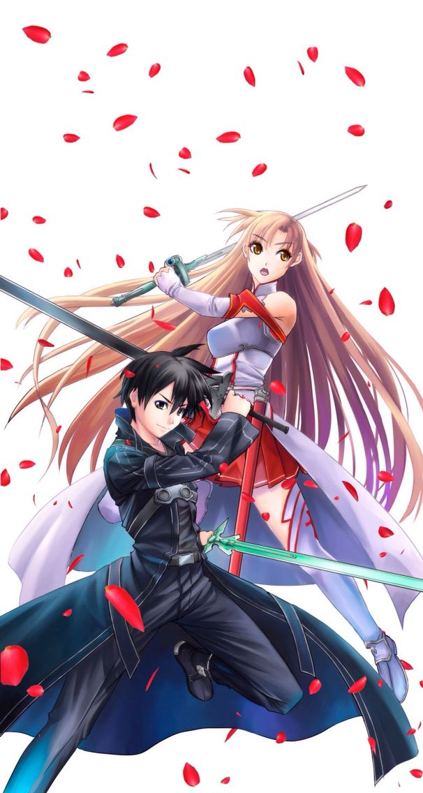 SAO For IPhonewallpaperart