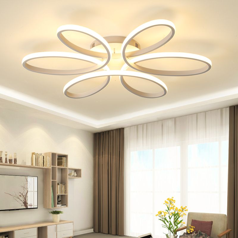 Wholesale Modern Led Ceiling Lights For Living Room Bedroom Ac85