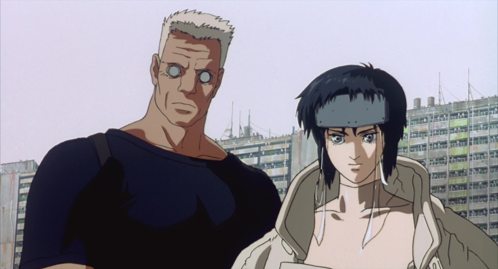 Ghost In The Shell Screencap And Image Fancaps Net In 2020 Ghost In The Shell Anime Ghost Anime