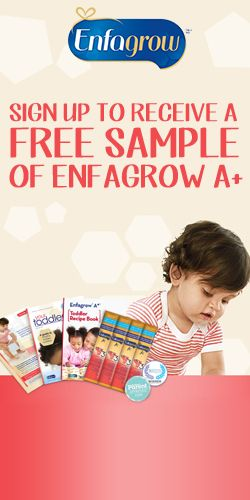 Free Enfagrow A  Samples