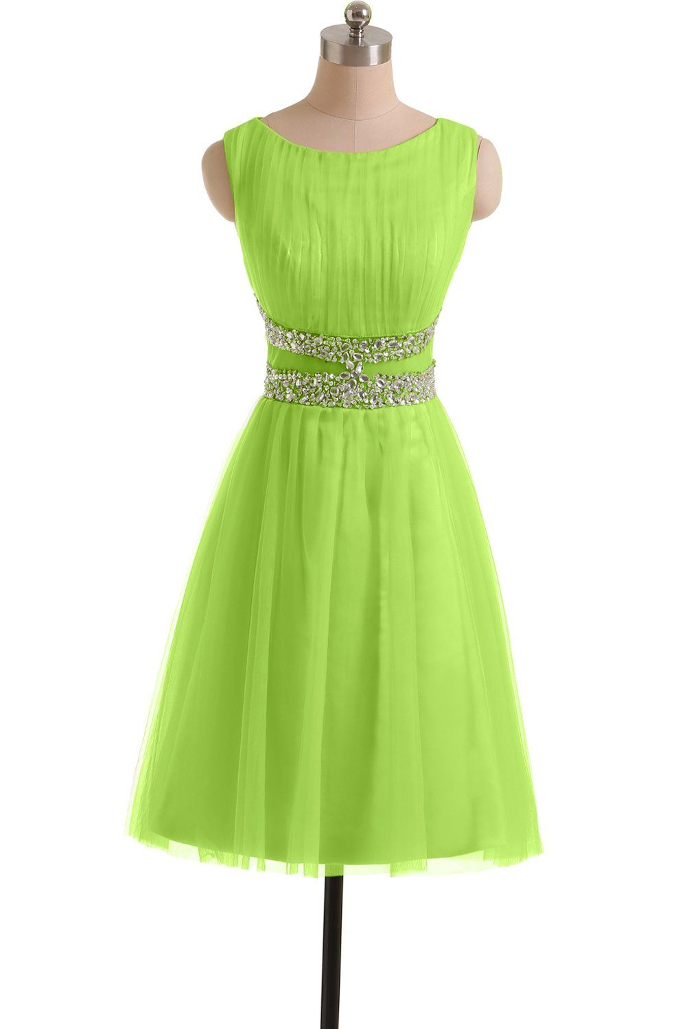 Lime green bridesmaid dress hot pink with bright orange sunvary cute tulle short cocktail homecoming dresses bridesmaid dresses for juniors sweety 16 short prom gowns lime green ombrellifo Images