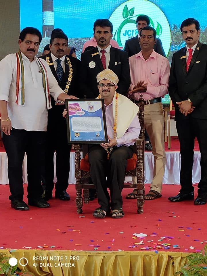 Dr. Rajesh Bayari Chief Physician at Chithrakoota Ayurveda
