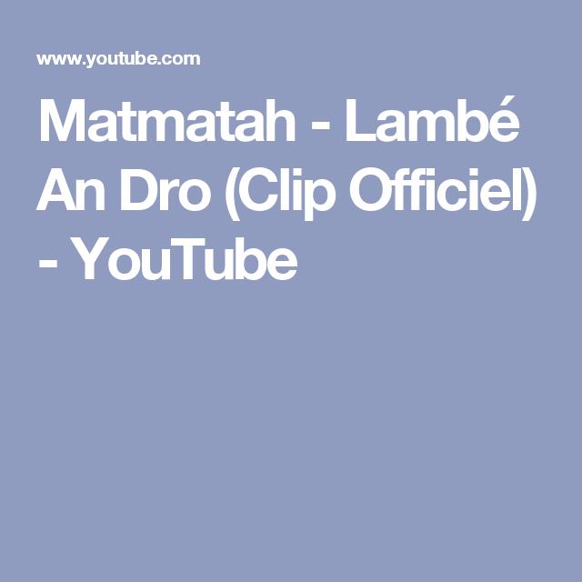 matmatah lamb