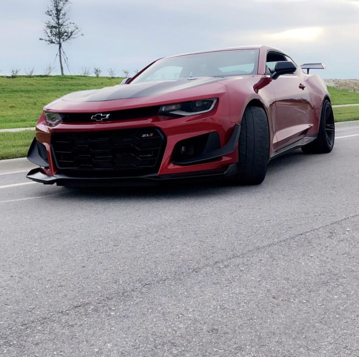 Chevrolet Camaro Zl1 1le Painted In Garnet Red Photo Taken By Nick1021990 On Instagram Owned By Nick Chevrolet Camaro Chevrolet Camaro Zl1 Chevy Camaro Zl1