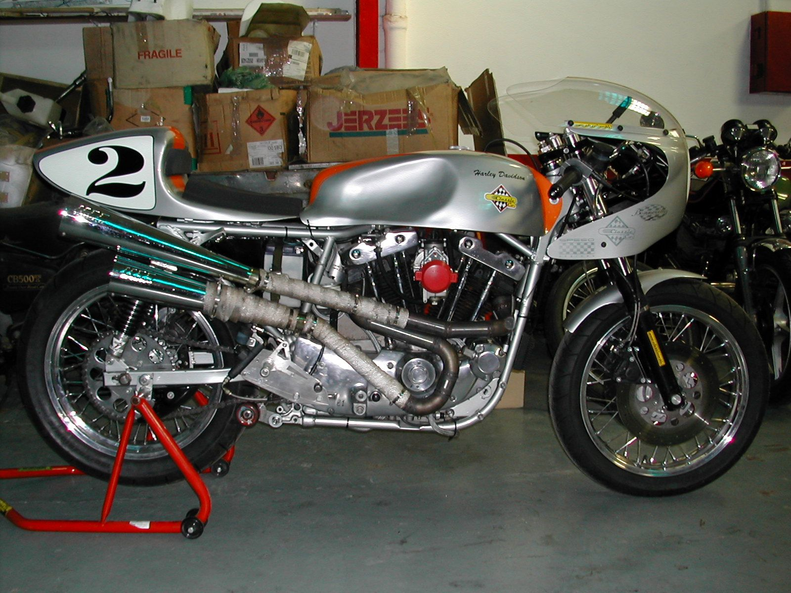 Endurance Racing Motorcycles From The 1960s