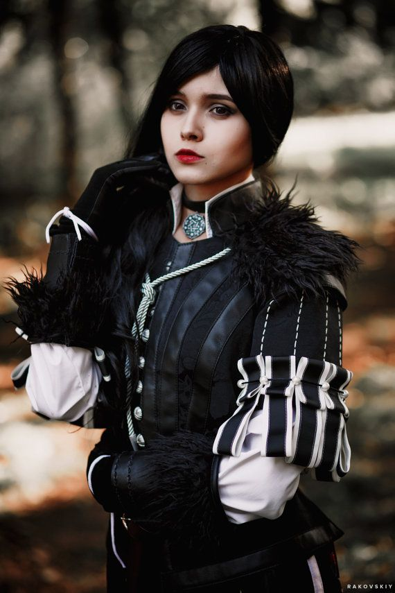 Cosplay costumes can be great ideas for Halloween! I love ...