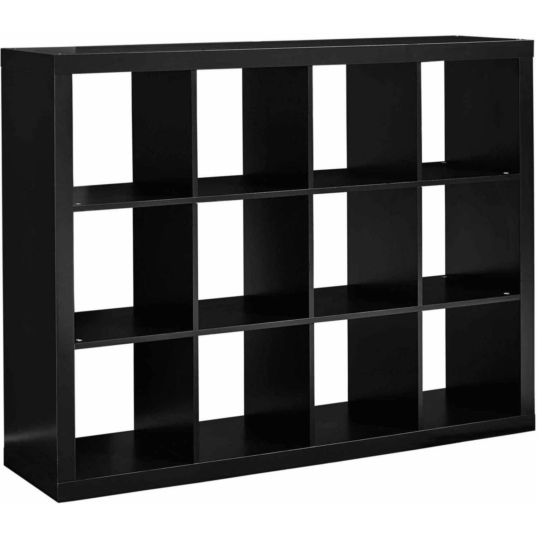 Better Homes And Gardens 12 Cube Storage Organizer Multiple Colors Walmart Com Cube Storage Bookcase Organization Cube Organizer