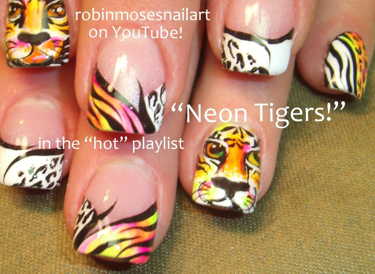 Hello Everyone! Here are my DIY Nail Art Designs and tutorials for ...