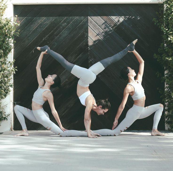 High-Waist Goddess Legging - Yoga & Fitness - #Fitness #Goddess #HighWaist #legging #Yoga #yogabenef...