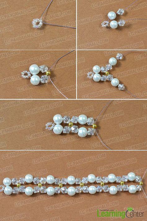 Voulez-vous des colliers de perles de verre? Si oui, vous ne pouviez pas manquer le Pandahal d'aujourd'hui …   – jewelry