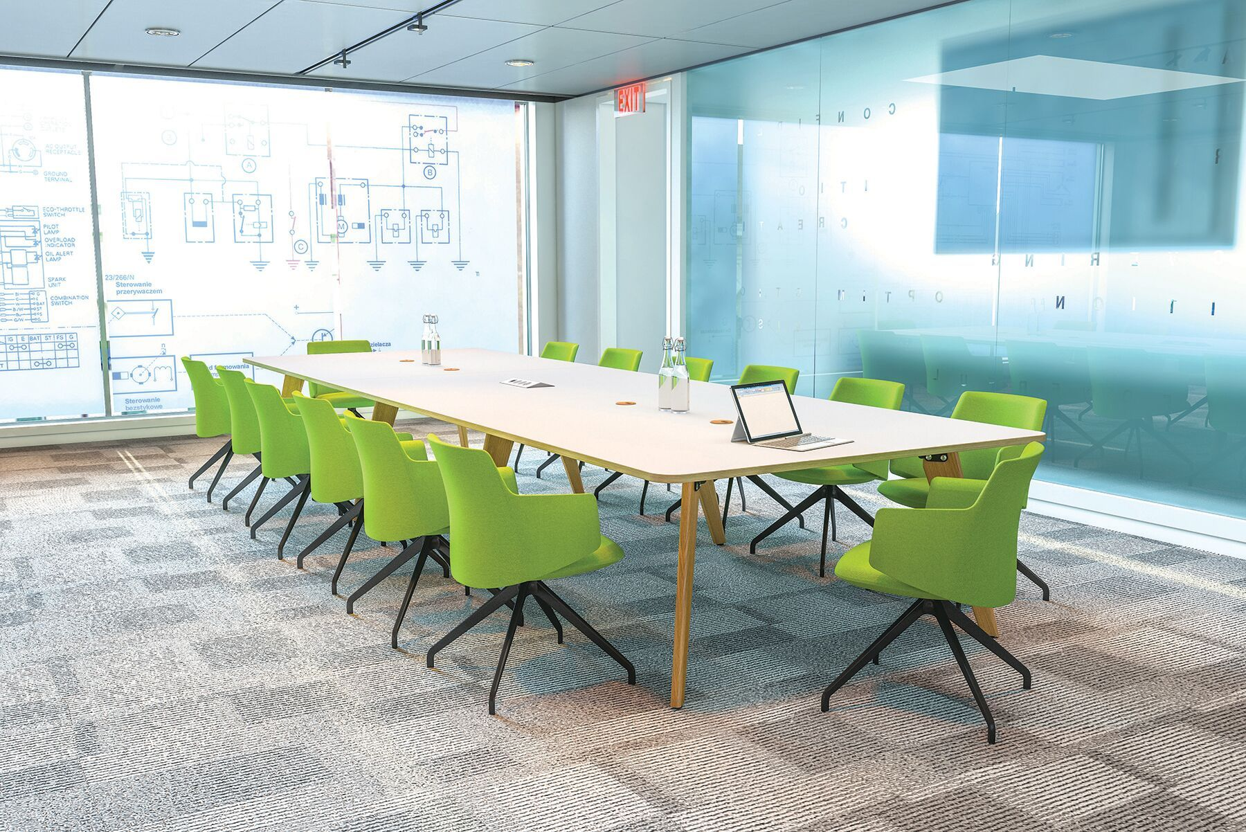 Pin by BT Office Furniture on Boardroom and Meeting Tables in 2019