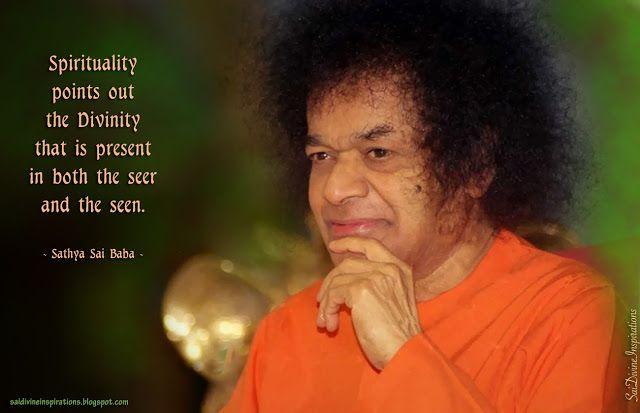 Sai Divine Inspirations Sai Baba Sathya Sai Baba Sai Baba Hd Wallpaper