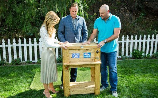 DIY Tailgating Cooler - Home & Family