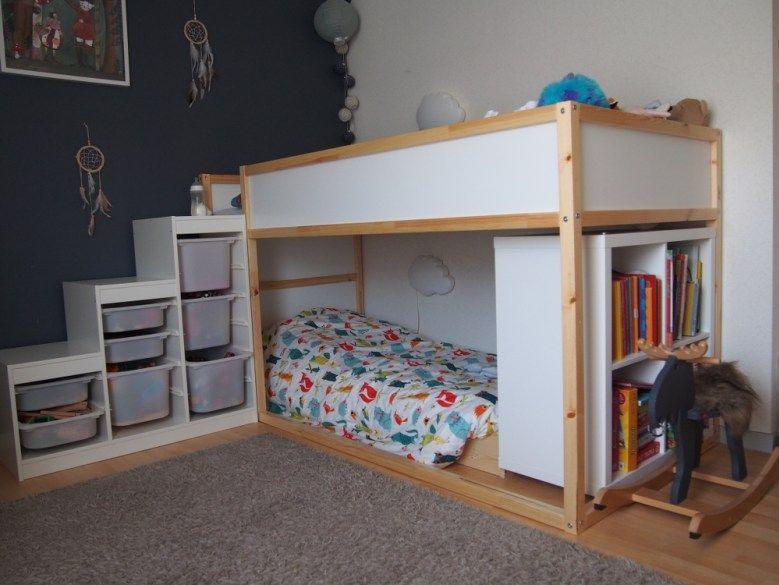 Ikea Hacks Ikea Chambre Enfant Lit Enfant Ikea Amenagement Chambre Enfant
