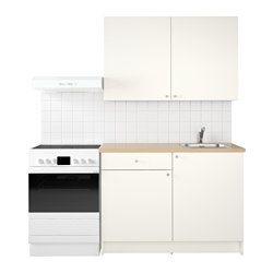 KNOXHULT Cucina, bianco | Darwin and Kitchens