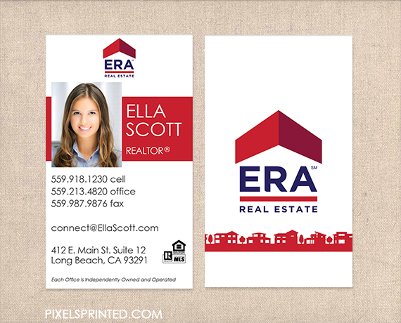 Era business cards realtor business cards real estate agent era business cards realtor business cards real estate agent business cards simple modern reheart Choice Image