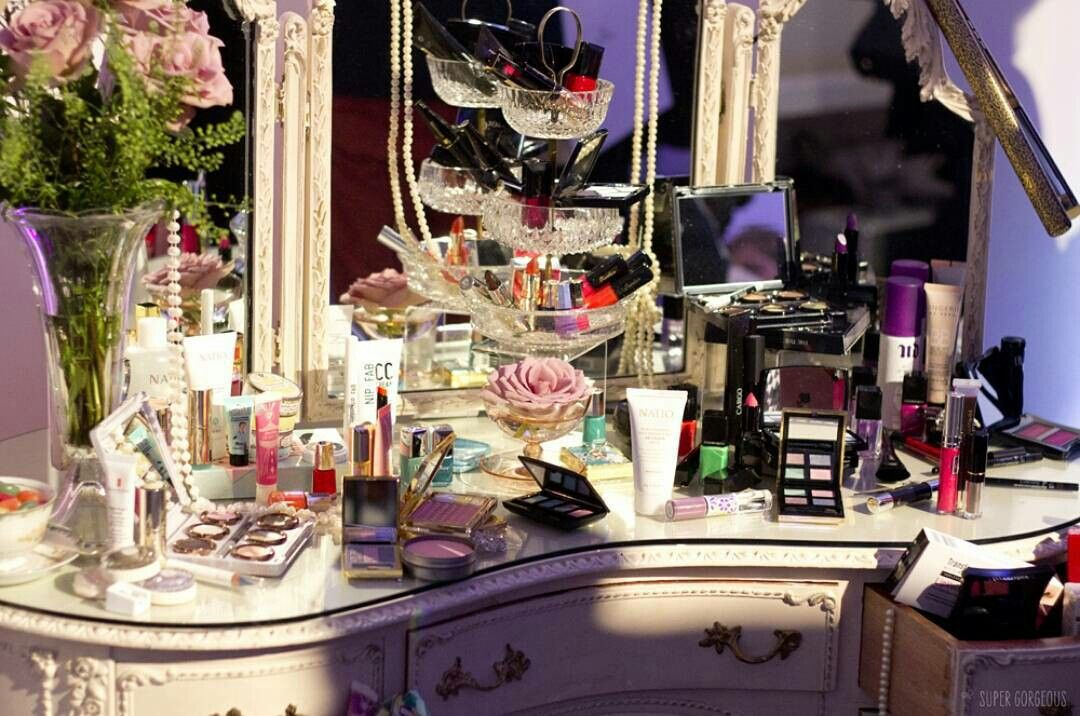 Beautifully Messy Dressing Table Table Dressing Room