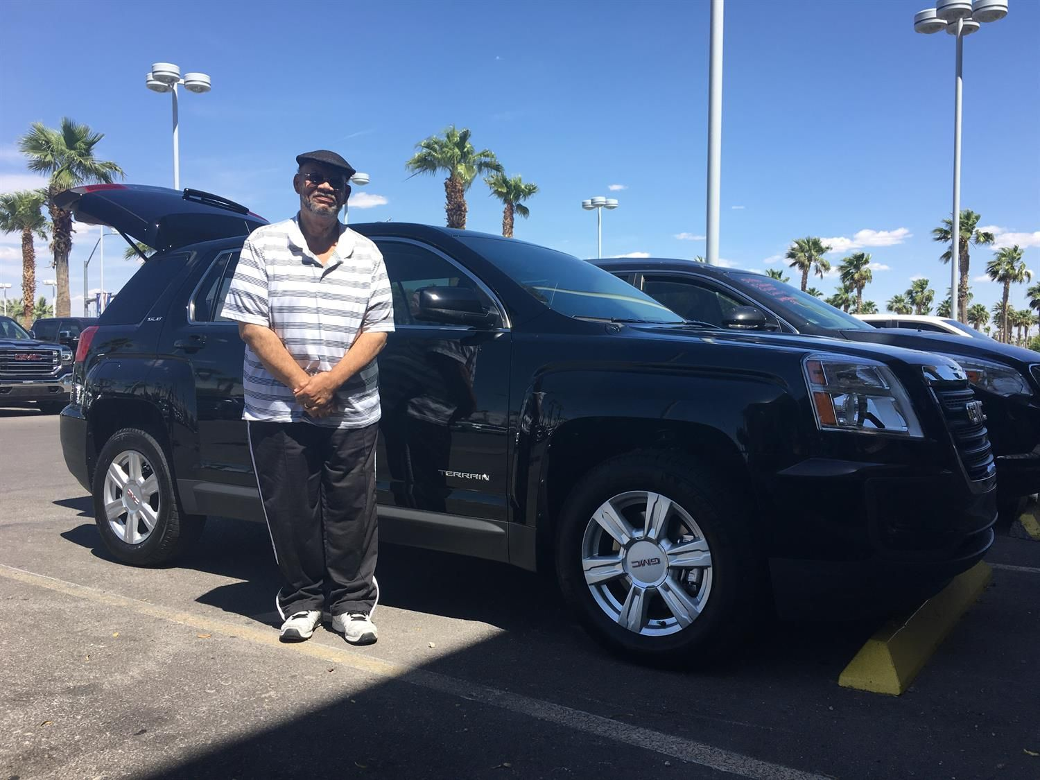 Andrew S New 2016 Gmc Terrain Congratulations And Best Wishes From Centennial Buick Gmc And Linda Vy Gmc Suv Buick Gmc Congratulations And Best Wishes