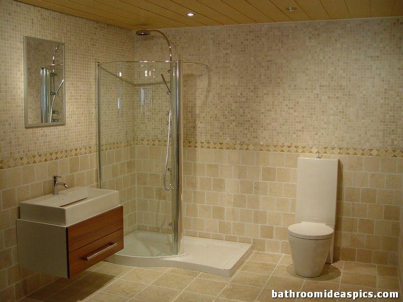 bathroom wall tiles 01 | Bathroom Ideas | Pinterest | Wall tiles and ...