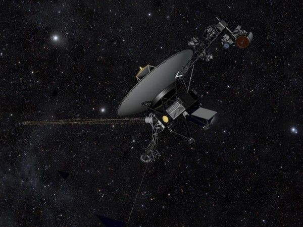Voyager Statement about Competing Models to Explain Recent Spacecraft Data