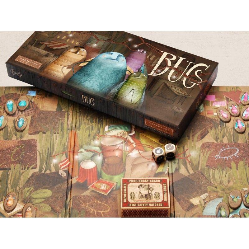 Juego Cooperativo Bugs Juegos Infantiles Pinterest Games Toys