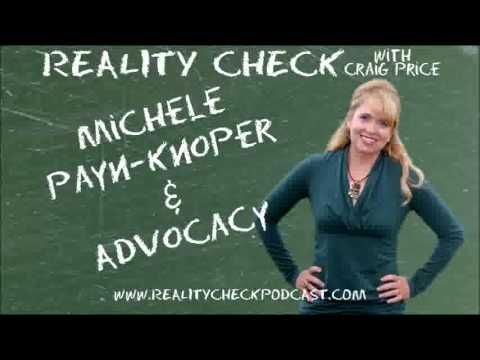 http://realitycheckpodcast.com    Michele Payn-Knoper (@mpaynknoper on twitter) sits down and talks advocacy and agriculture. Craig asks her about those online secret videos that pop-up on the news, animal hormones and how much time and care is put into the animals that live on farms nationwide.    Michele can be found at http://www.CauseMatters.com    Subscribe to the audio podcast at http://realitycheckpodcast.com