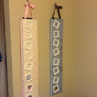 Magnetic Frame Growth Chart For The Kiddos Pinterest Magnetic