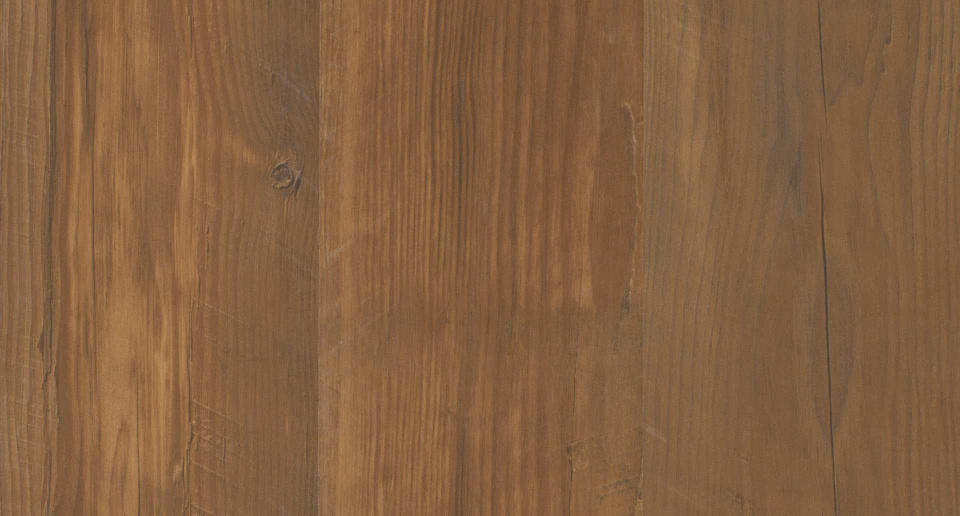 Ginger Spiced Pine smooth laminate floor. Warm ginger color, pine finish, 10mm 1-strip plank laminate flooring, easy to install, PERGO lifetime warranty.