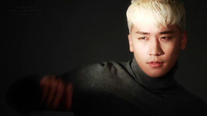Seungri - BIGBANG's 2016 WELCOMING COLLECTION