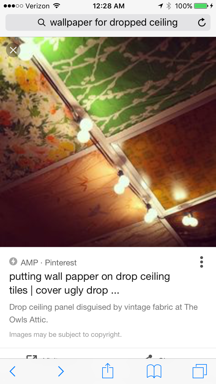Pin by ali r on finished basement pinterest finished basements ceiling dailygadgetfo Image collections
