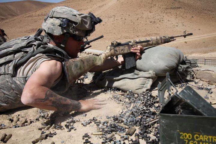 Pin On Springfield M14