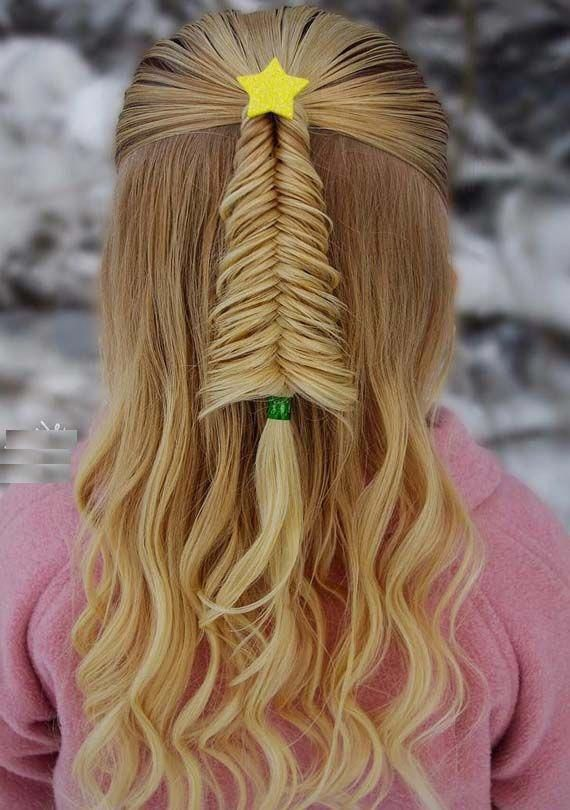 31 Best Fishtail Braided Hairstyles for Christmas Occasion ...