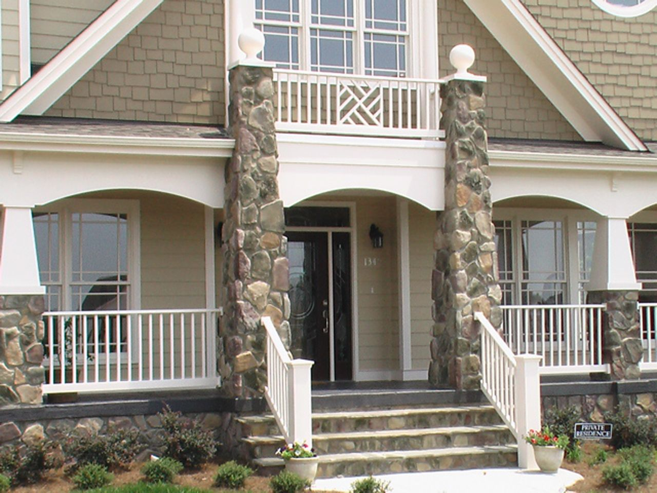 Manufactured Stone Accents From Provia Offer A Final Touch