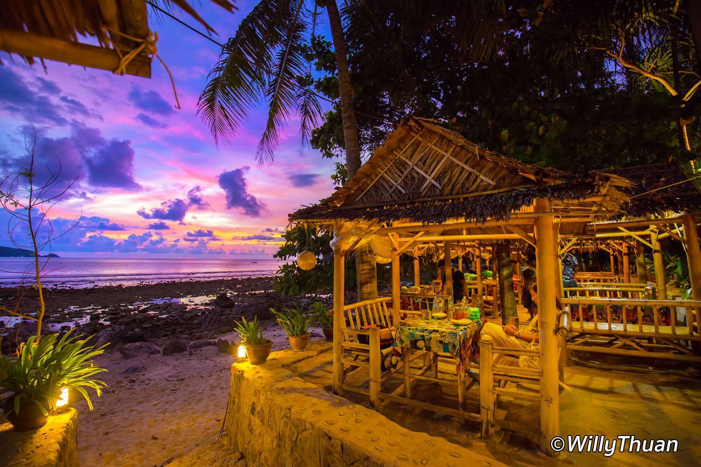 Kalim Rim Lay Restaurant Best Local Phuket Restaurants I