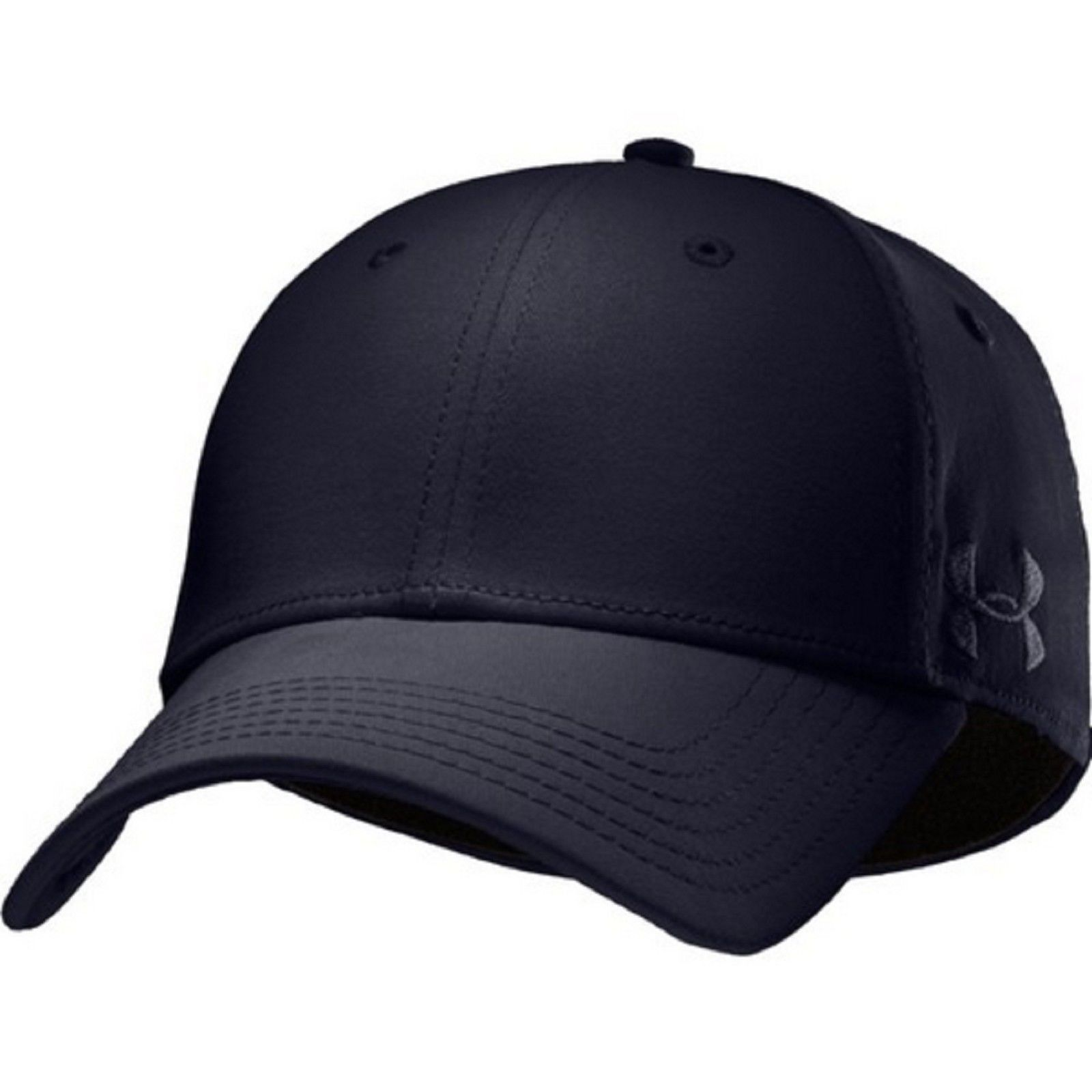 Under Armour Tactical PD Stretch Fit Cap - UA Tonal Logo Fitted Baseball Hat e1d018c2fd8