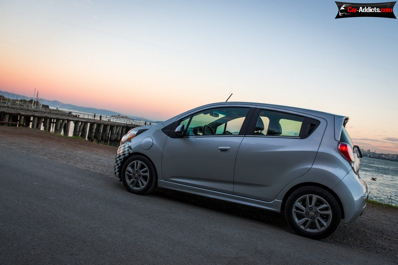 2013 Chevrolet Spark Ev Information And Official Photos