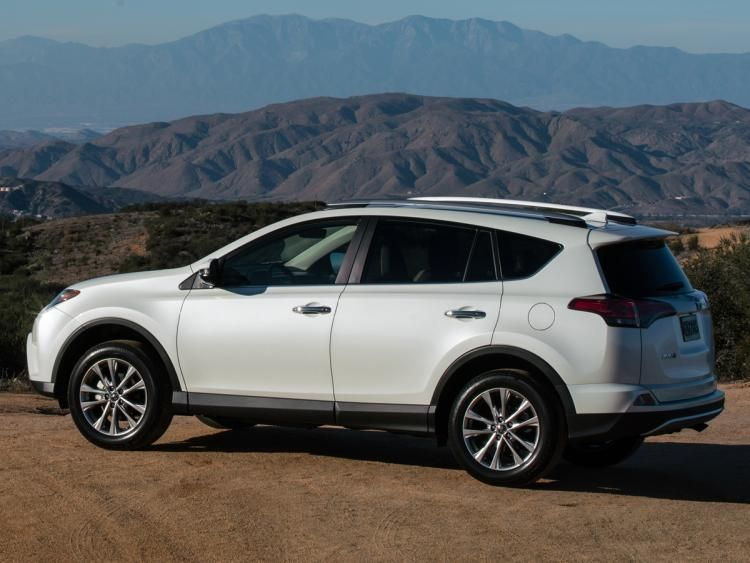 Short Report 2017 Toyota Rav4 Toyota Vehicles Used Cars