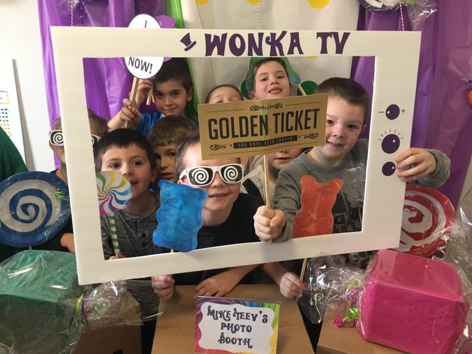Pin On Willy Wonka Party