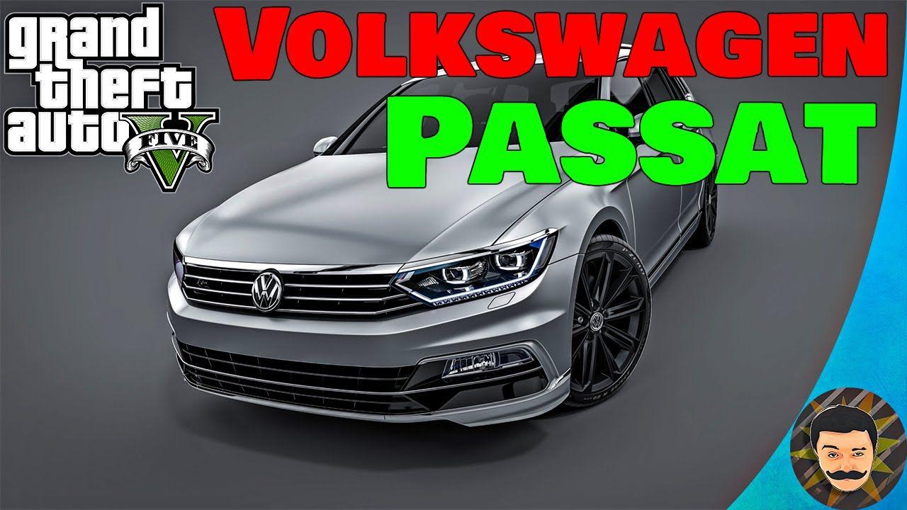 GTA 5 Volkswagen Passat Variant MODU